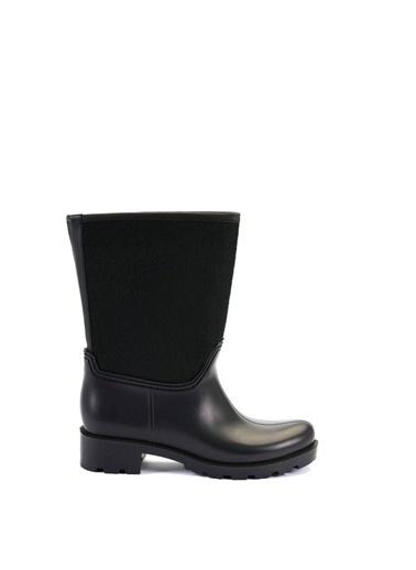 Esem ESEM B0002 Yağmur Botu Kadın Ayakkabı  Siyah
